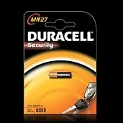 Batterie Duracell Security