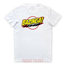 MAGLIETTA BASING maglia the big bang theory Sheldon Cooper Penny T-SHIRT MAN