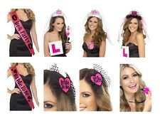 HEN NIGHT BRIDE TO BE PARTY SMIFFYS FANCY DRESS ACCESSORIES FOR LADIES