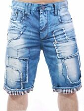 CIPO AND BAXX COTTON SHORTS - C0066 HURRICANE SHORTS