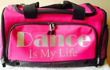 Dance Holdall Bag Printed Dance Is My Life - 6 Colours - Can Be Personalised