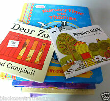 Various Childrens Books Modern Day Classics Thomas Dear Zoo Low Combi Postage