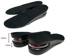 Shoe Heel Lifts Height Increase Insoles Taller Adjustable Inserts Men's Women's