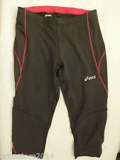 Asics women's trail knee tight BNWT size XS or M free UK postage