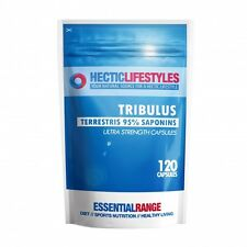Tribulus Terrestris 6500mg 120 Testosterone Booster Libido Sex Drive Muscle Mass
