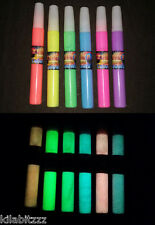 Cglowz Glow In The Dark Fluorescent Neon Paint pen  - choose from 6 colours