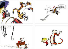 Calvin & Hobbes Poster Set - A4 A3 A2 Sets Available