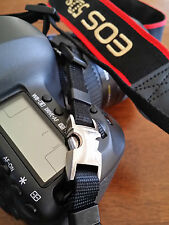 QUICK RELEASE CAMERA SHOULDER STRAP KIT BELT CONNECTOR ADAPTER CANON NIKON SONY