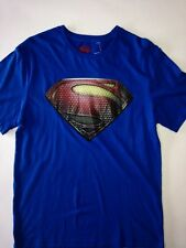 "Superman ""Man Of Steel"" T Shirt"