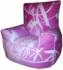 Barbie Island Princess Beanbags, Childrens Bean Chair's, Kids Beanbag Sofa's