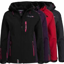 Geographical Norway Damen Jacke Softshell Softshelljacke Tonight  S M L XL XXL