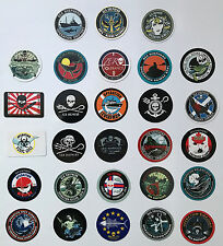 Eco Fridge Magnets Sea Shepherd Logo's £2 each