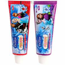 Disney Frozen Kids Tooth Baby Teeth Whitening Oral Dental Care Toothpaste 80 g