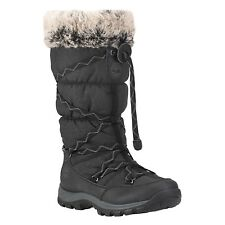 Timberland Women's Chillberg Over the Chill Waterproof Black Boots Style #2160R