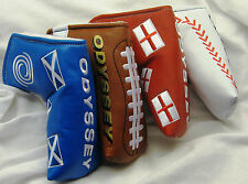 New - Odyssey Golf Blade Putter Cover - Golf Headcover