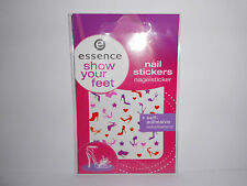 Essence Show your feet Nail Stickers, Nagelsticker,  selbstklebend
