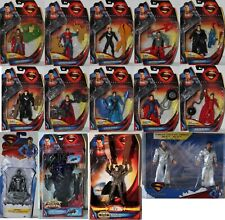 Superman- Man Of Steel Action-Figuren Mattel - DC Comics -Aussuchen: