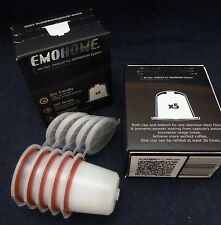 Refillable and Reusable Nespresso Capsules Emohome Choose from 5, 10 or 15 pods