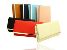 NWE QUALITY LADIES SMALL HAND PURSE,WALLET TRIFOLD WOMENS COIN PURSE CLASP OUTER