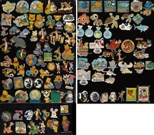 07 Disney Pin Pins ,Walt Disney World, Disneyland AUSSUCHEN: WINNIE POOH, TIGGER
