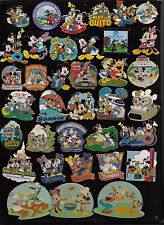 #05 Disney Pin Pins , Walt Disney World , Disneyland AUSSUCHEN: MICKEY & FRIENDS