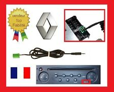 cable auxiliaire autoradio renault mp3 autoradio véhicules RENAULT UDAPTE LIST