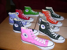 Converse All Star Chucks Taylor, hi, high, Kult, Sommerfarben, Gr.36-45, neu!
