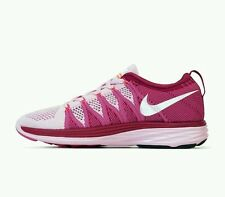 Nike Wmns Flyknit Lunar2 Pink Purple  Womens Running Shoes Trainer Lunar 2