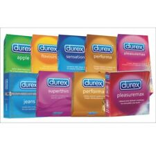 Preservativi DUREX Ritardanti Elite Tropical Love XL MIX a scelta Marchio CE