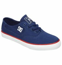 "DC HERREN FLASH TX"" SKATESCHUHE 302911 DC MARINEBLAU / TRUE ROT"