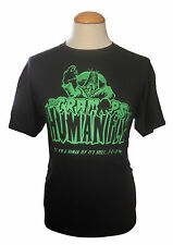 THE CRAMPS T-SHIRT- NEW HUMAN FLY  DESIGN, HORROR, PUNK, ROCKABILLY, PSYCHOBILLY