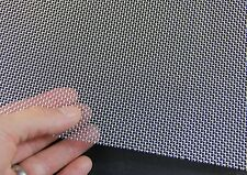 #12  - 1.67mm Aperture - 0.45mm  - SS304 Grade - Woven Wire Mesh  - Various