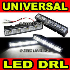 Phillips Style LED Daytime Running Light DRL Day Time Driving Lamp Daylight Kit