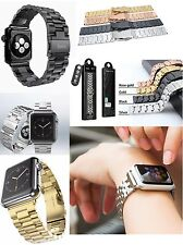 HOCO Stainless Steel Strap Classic Buckle Watch Bands for Apple Watch iWatch New