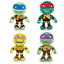 TEENAGE MUTANT NINJA PELUCHE TORTUGA NINJA MUTANTES 30 CM TMNT Turtles