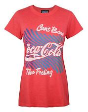 Junk Food Coca-Cola Can't Beat The Feeling Women's T-Shirt