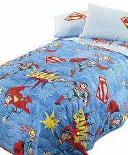 Trapuntino Superman Caleffi Disney Letto Singolo Superman Vintage