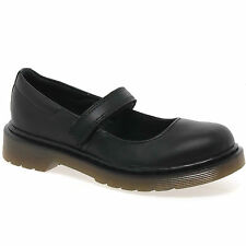 DR. MARTENS MACCY TULLY BACK TO SCHOOL GIRLS LEATHER SHOES