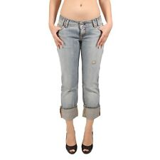 MISS SIXTY Damen Jeans SWEET CAPRI in Blau