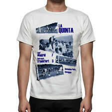 Camiseta Hombre Niño Real Madrid Tributo La Quinta Champions League M15