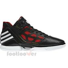 Scarpe Adidas Adizero Derrick Rose 2 G22887 basket uomo Fashion Moda Black Red
