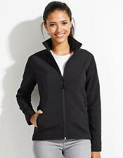 Womens Softshell Zip Jacket Race | SOLs