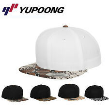 Yupoong Snapback Special Flatcaps - Alle Modelle