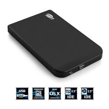 Ultra Thin Enclosure 2.5 Inch Usb 2.0 Ide Hard Disk Drive External Case Box