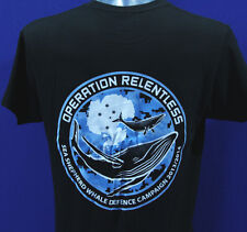 Unisex Sea Shepherd Jolly Roger  Relentless t-shirt