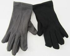 MUJER TALLA ÚNICA TÉRMICO LISO GUANTES NEGRO O GRIS - GL401