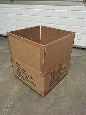 6 12 24 Used Double Wall Cardboard Boxes 42 X 41 5 X 23cm