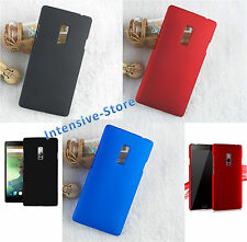 OnePlus Two Rubberized Matte Finish Hard Case Cover For One Plus Two 1+2 Case