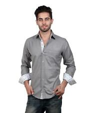 S9 MEN Cotton Casual Shirt With Rollup Sleeve (S9-FS-217C)
