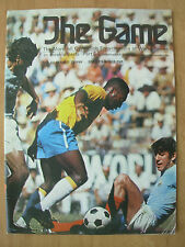 MARSHALL CAVENDISH WORLD SPORTS PART 54 THE JULES RIMET TROPHY SOCCERS WORLD CUP